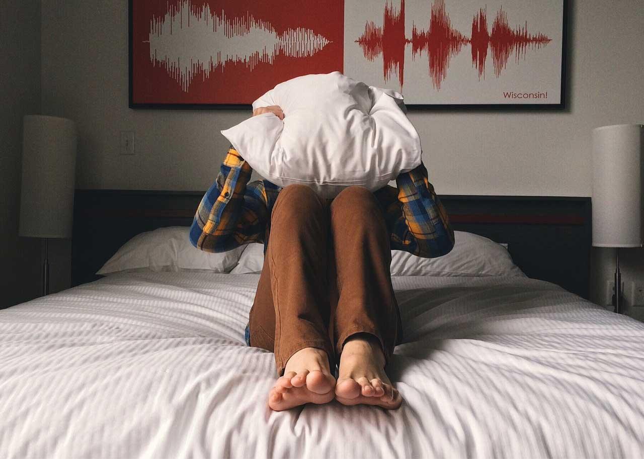 Schlafstörungen Behandeln Hausmittel