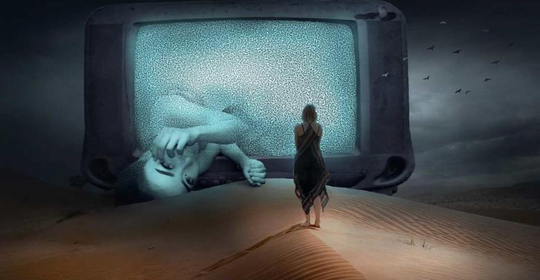 Fernseher im Schlafzimmer - schädlich und Ursache für Schlafstörungen?